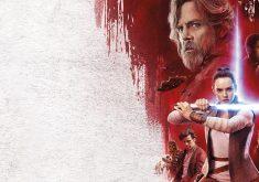 Star Wars the Last Jedi 2017 Movie Poster 8K Wallpaper
