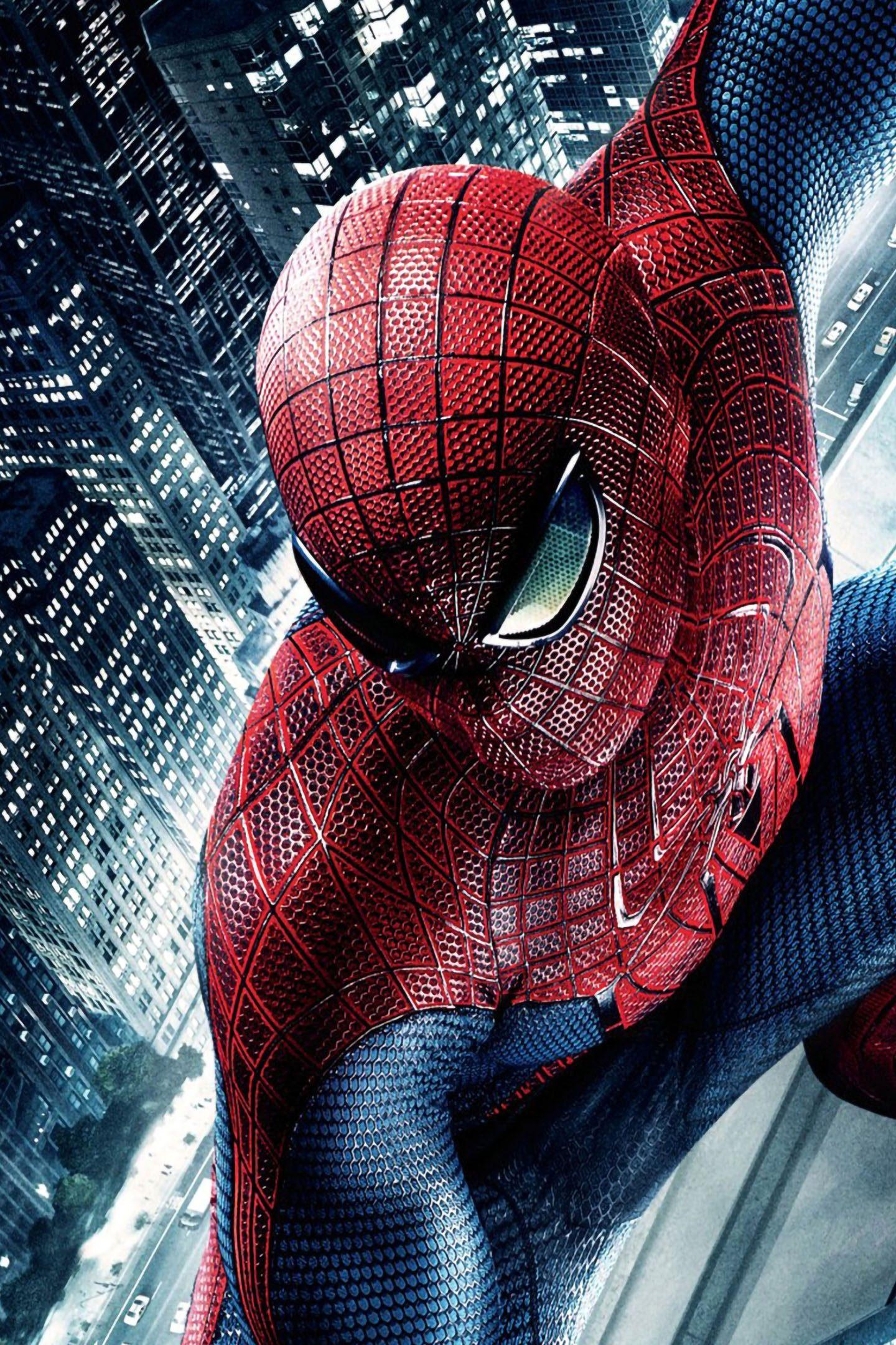 The Amazing Spiderman Movie Poster 4K Wallpaper