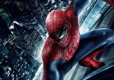 The Amazing Spiderman Movie Poster 4K Wallpaper