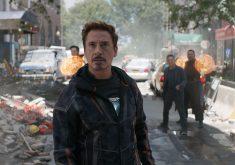Tony Stark Robert Downey Avengers Infinity War 2018 5K Wallpaper