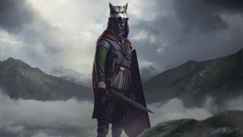 Total War: ARENA Arminius Game 8K Wallpaper
