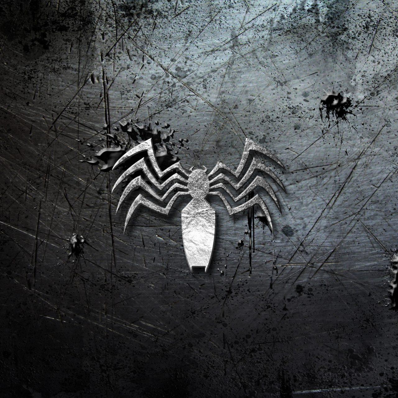 Venom Movie Spider Poster 4k Wallpaper Best Wallpapers