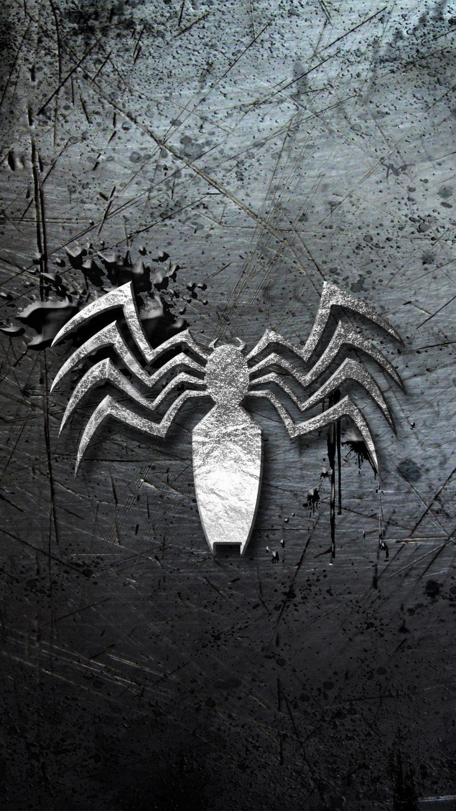 Venom movie spider poster 4k wallpaper best wallpapers - 4k girl wallpaper for iphone ...