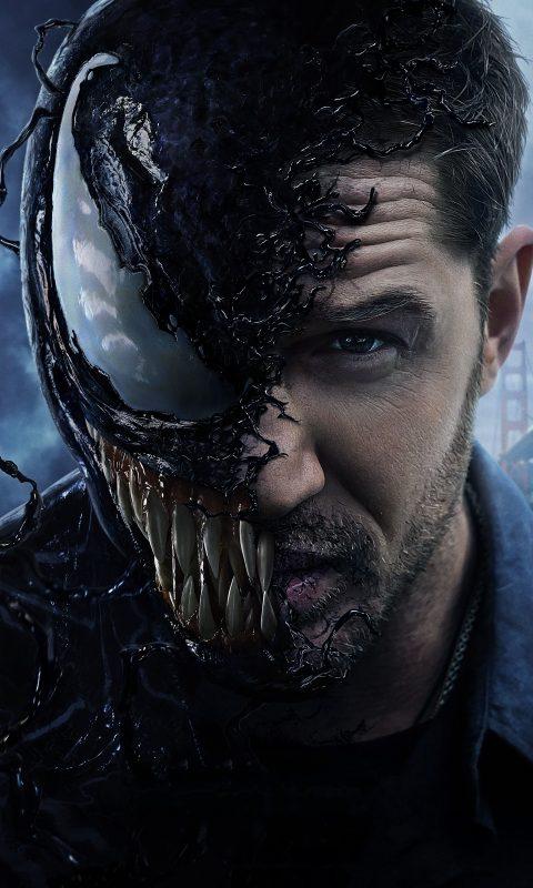 Venom Tom Hardy 2018 Movie 5k Wallpaper Best Wallpapers