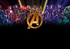 Avengers Infinity War All 4K Wallpaper