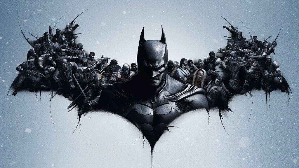 Batman Arkham Origins Game Poster 5K Wallpaper