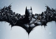 Batman Arkham Origins Game Poster 5K Wallpaper
