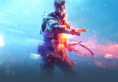 Battlefield v Xbox One PS4 Game 4K Wallpaper