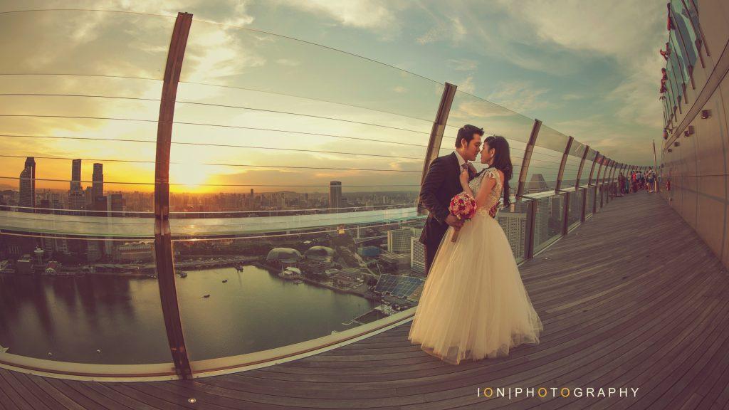 Bride and Groom Wedding 4K Wallpaper