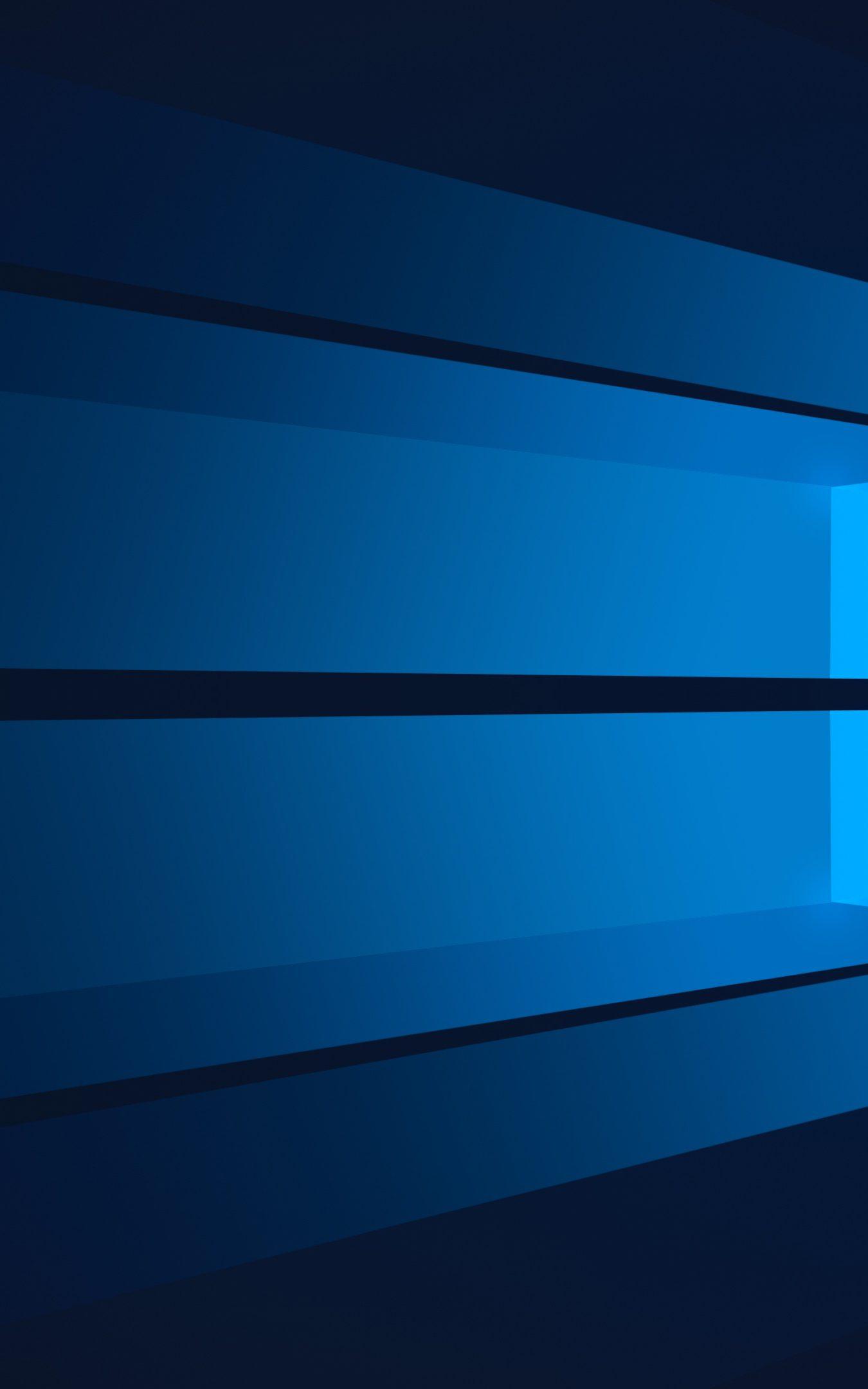 Flat blue windows 10 4k wallpaper best wallpapers - Windows 10 4k wallpaper pack ...