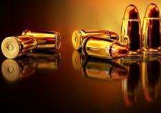 Gold Bullets 4K Wallpaper