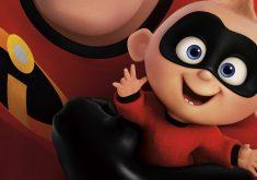 Jack-Jack Parr in the Incredibles 2 4K Wallpaper