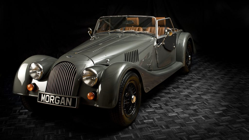 Morgan Roadster Car 5K Wallpaper