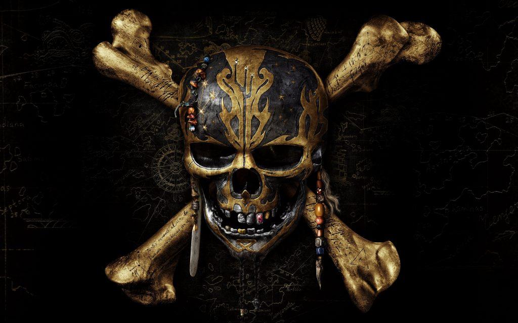 Pirates of the Caribbean Dead Men Tell No Tales 5K Wallpaper