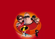 The Incredibles 2 Movie Cover 5K Wallpaper