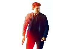 Tom Cruise Mission Impossible – Fallout Poster 8K Wallpaper