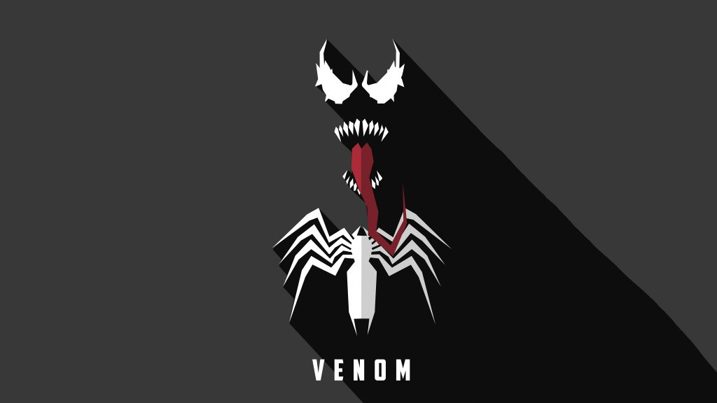 Venom Artwork 5K Wallpaper