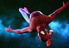 Amazing Spiderman Digital Art 4K Wallpaper