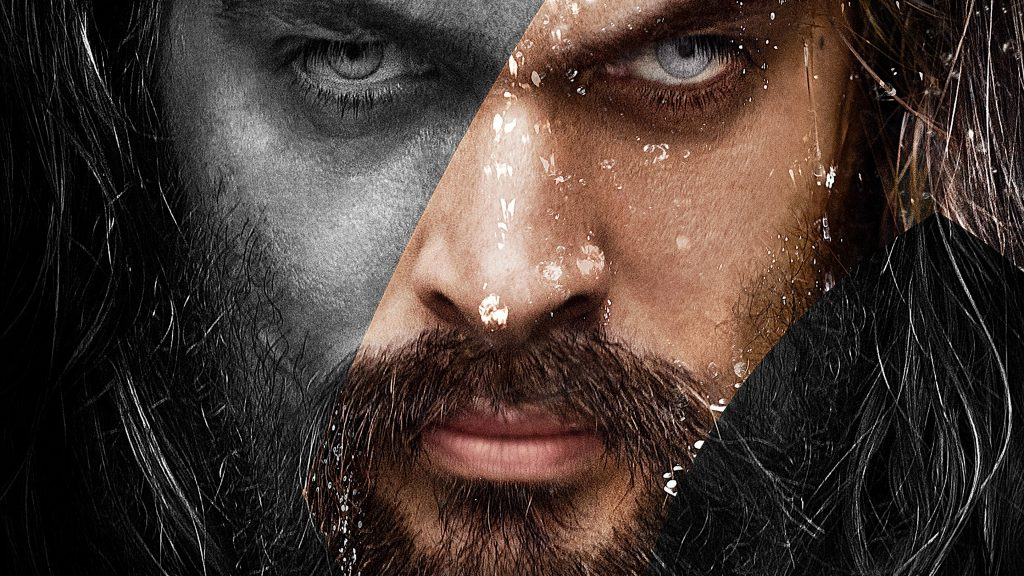 Aquaman Jason Momoa Justice League 2017 4K Wallpaper
