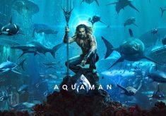Aquaman Movie 2018 4K Wallpaper