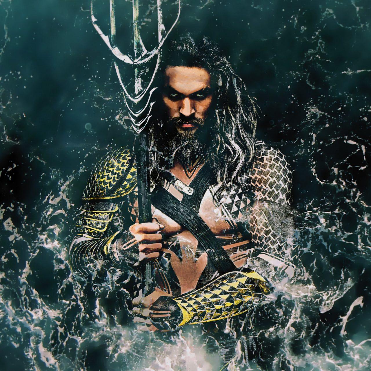 Why Jason Momoa Is The Best Aquaman: Aquaman Movie 2018 Jason Momoa 4K Wallpaper