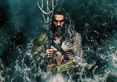 Aquaman Movie 2018 Jason Momoa 4K Wallpaper