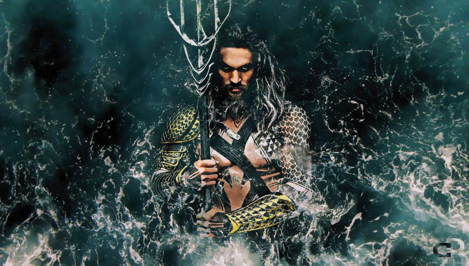 Aquaman 2018 Movie 4k Wallpapers: Aquaman Movie 2018 Jason Momoa 4K Wallpaper