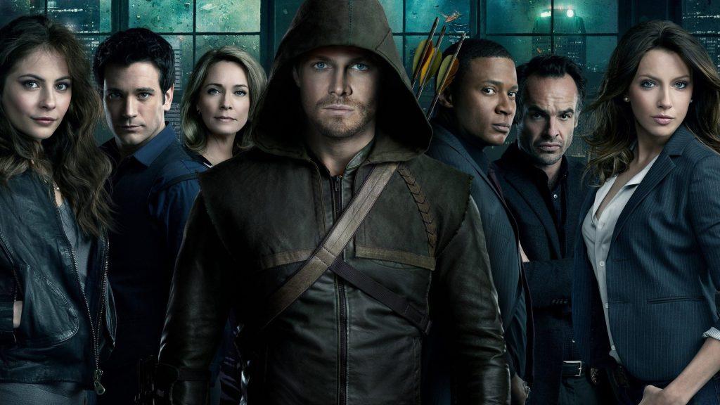Arrow TVShow 4K Wallpaper