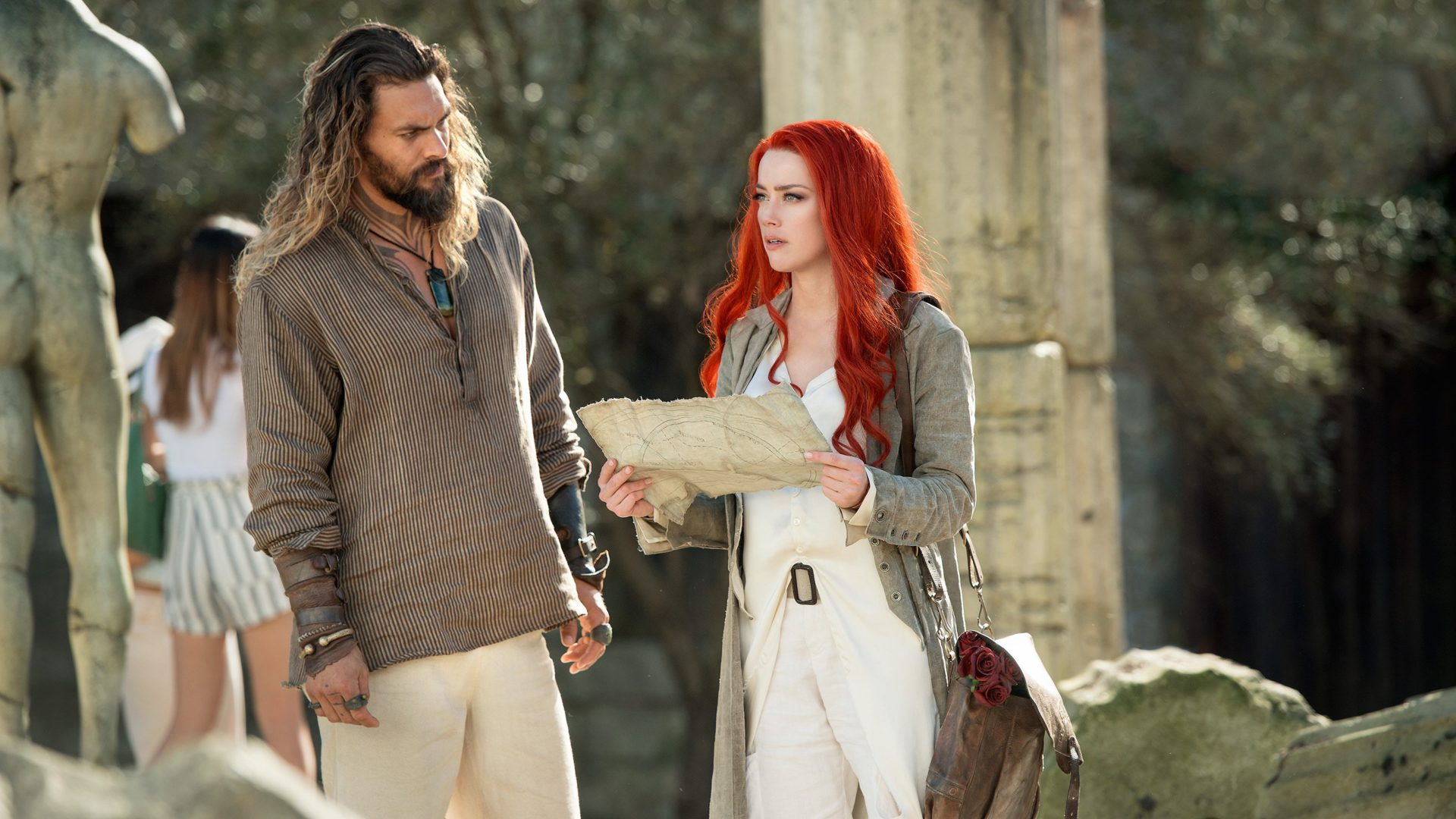 Arthur Curry And Mera In Aquaman 2018 4k Wallpaper Best Wallpapers
