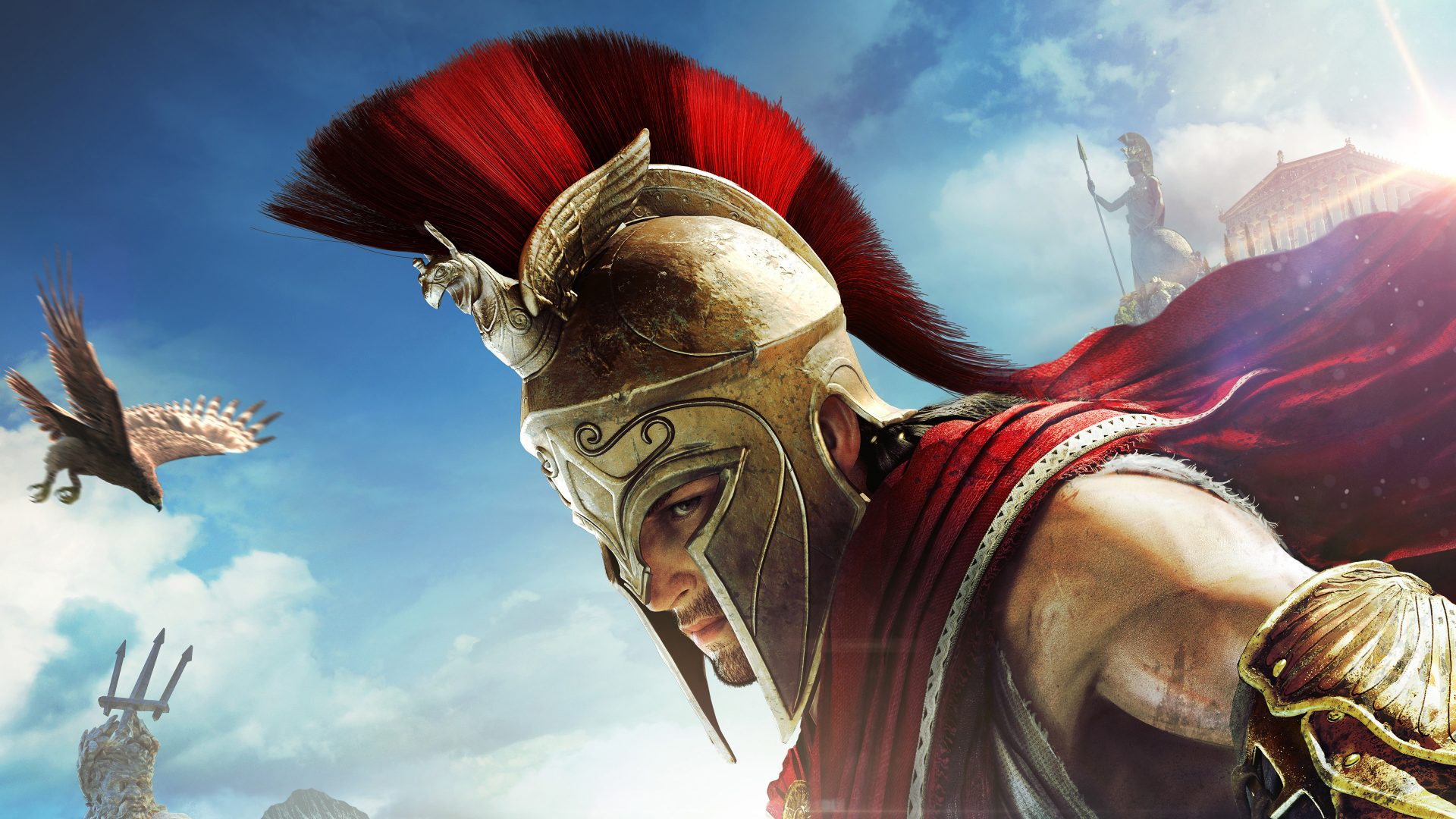 Assassin S Creed Odyssey 2018 4k Wallpaper Best Wallpapers