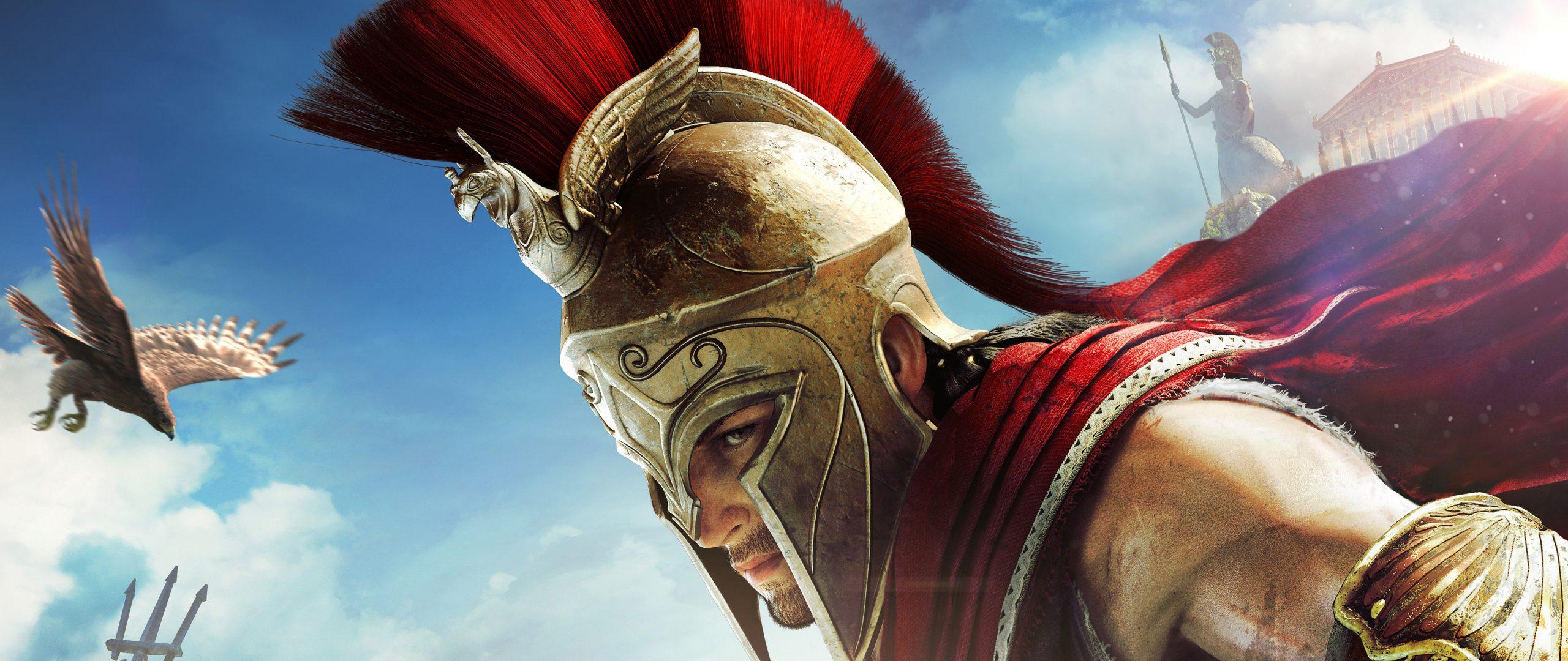 Assassins Creed Odyssey 2018 4k Wallpaper Best Wallpapers