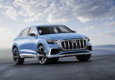 Audi Q8 Concept Car 4K Wallpaper