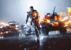 Battlefield 4 Game 8K Wallpaper