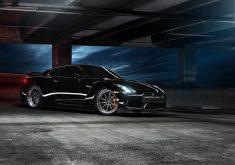 Black GTR Car 5K Wallpaper