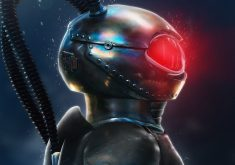Black Manta in Aquaman Movie 2018 4K Wallpapar