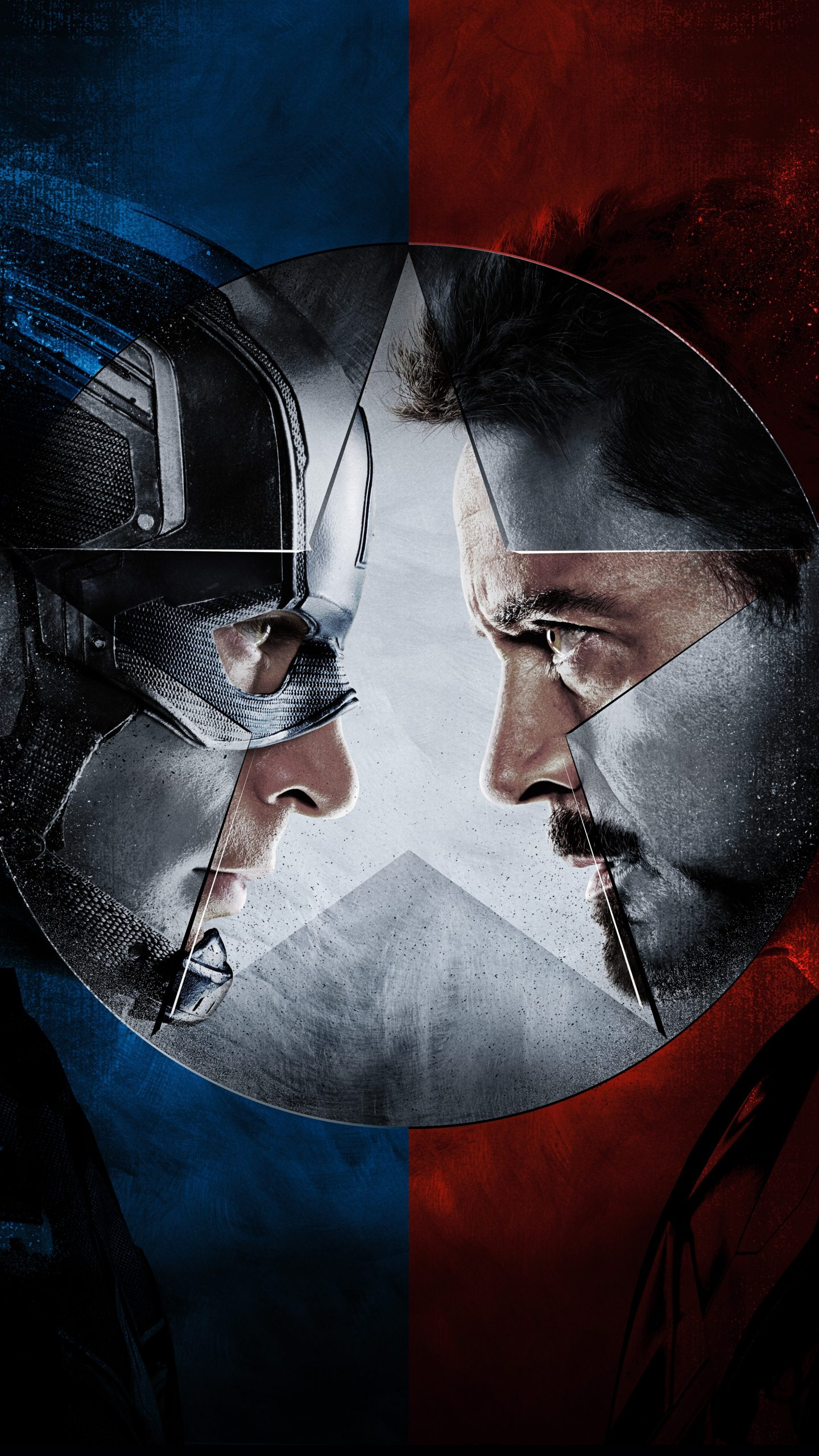 Captain America Vs Iron Man Civil War 4k Wallpaper Best Wallpapers