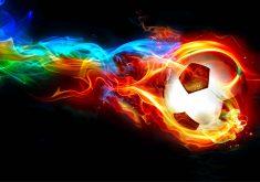 Fifa Football Art 5K Wallpaper