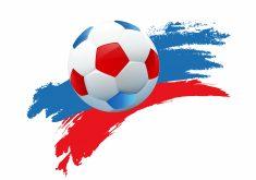 Fifa World Cup Russia 2018 Football 8K Wallpaper