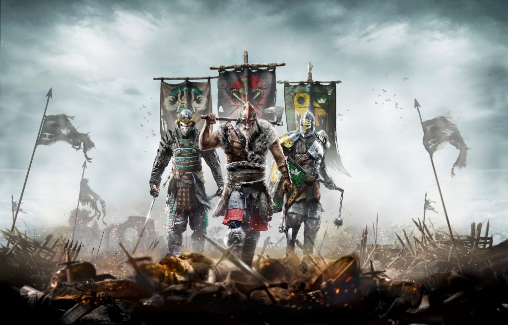 For Honor 2018 Game 8K Wallpaper
