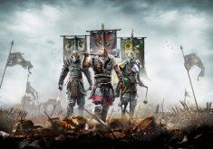 For Honor 2018 Game 8K Wallpaper