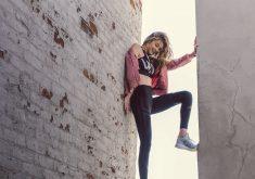 Gigi Hadid Reebok Photoshoot 2018 5K Wallpaper