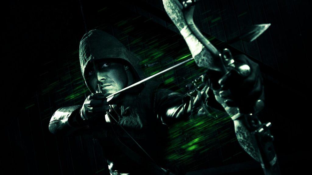 Green Arrow 5K Wallpaper