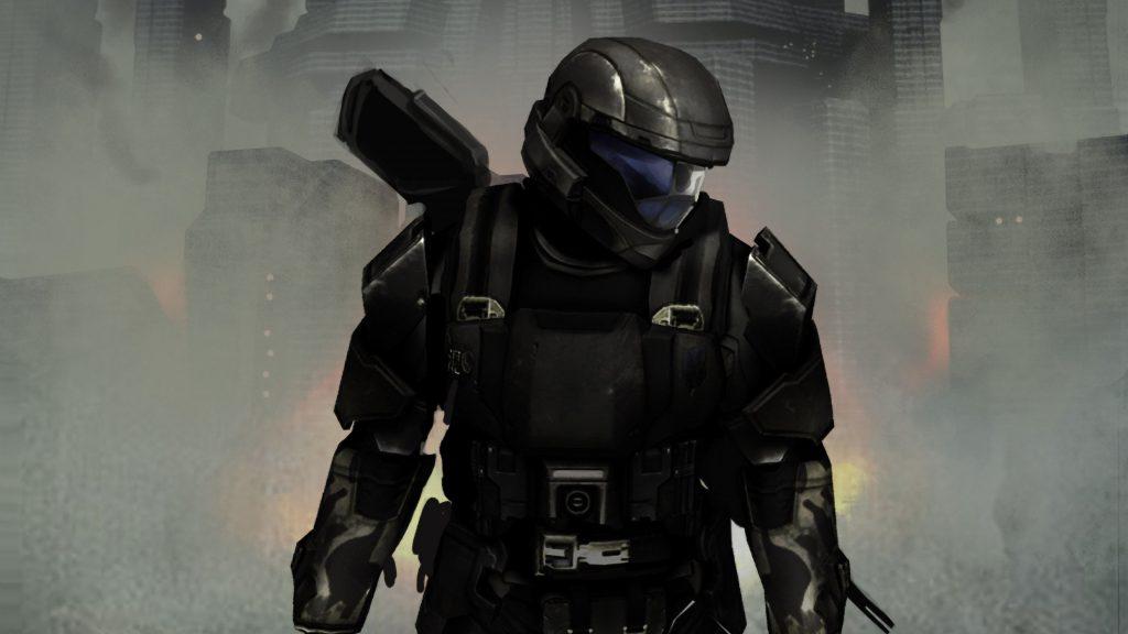 Halo 3 Art 4K Wallpaper