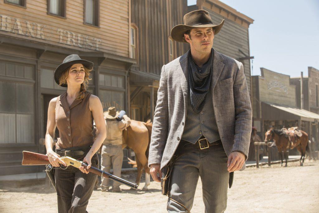 James Marsden in Westworld Season 2 4K Wallpaper