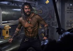 Jason Momoa in Aquaman 2018 Movie 4K Wallpaper