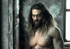Justice League 2017 Aquaman Shirtless 5K Wallpaper