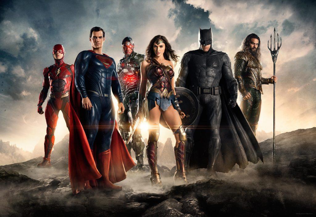 Justice League Movie 2017 4K Wallpaper