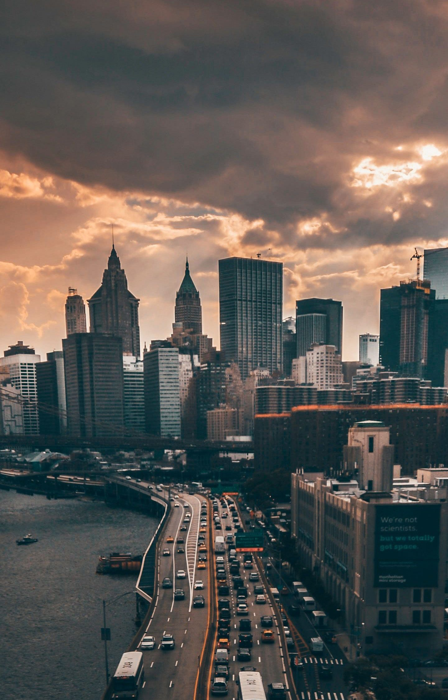 Manhattan New York City 4k Wallpaper Best Wallpapers