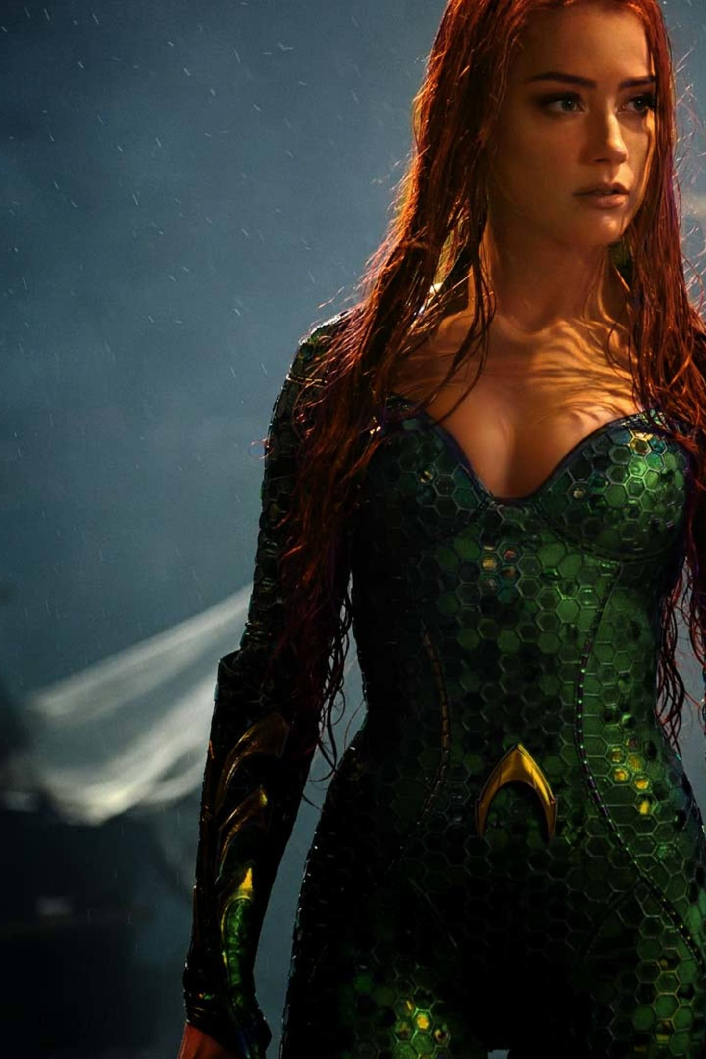 Mera In Aquaman Movie 2018 4k Wallpaper Best Wallpapers