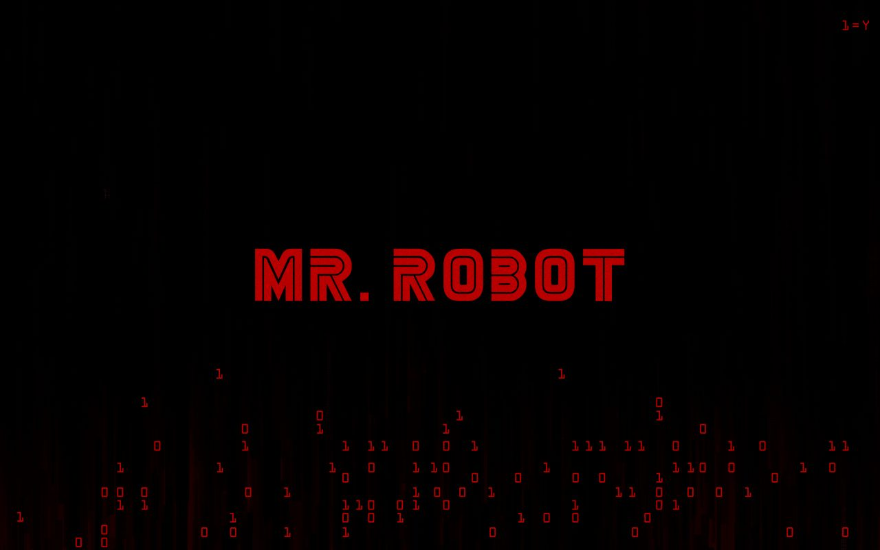 Mr Robot Logo 4k Wallpaper Best Wallpapers